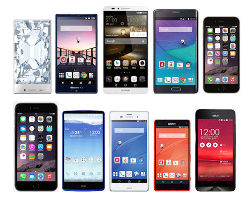 スマートフォンアプリ制作を得意としています。!のイメージ